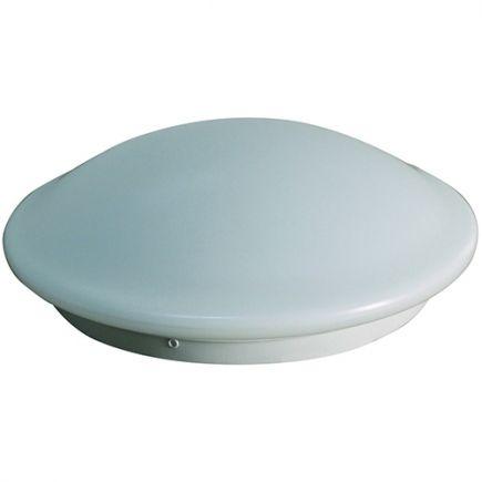 Dome - LED Deckenleuchten Ø350x115 18W 3000K 1400lm 120° weiß