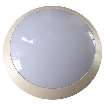 Lenie - EcoWatts - LED Deckenleuchten IP 66 Ø355x118 20W 4000K 1800lm 160° weiß