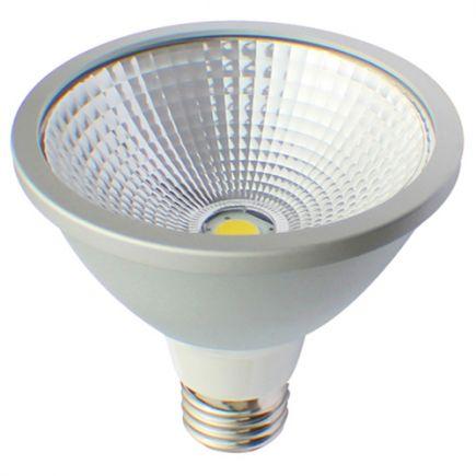 Spot PAR 30 LED 10W E27 800Lm 3000K 30° Dim. COB
