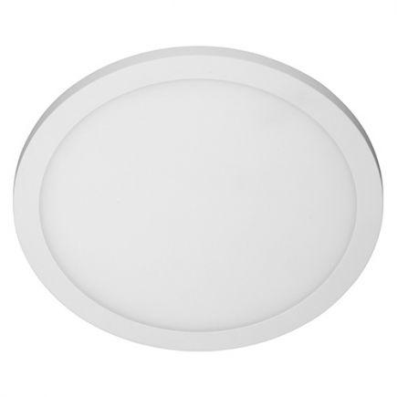 Rama - LED Deckenleuchten IP 65 Ø270x45 14W 3000K 1000lm 120° mit sensor weiß