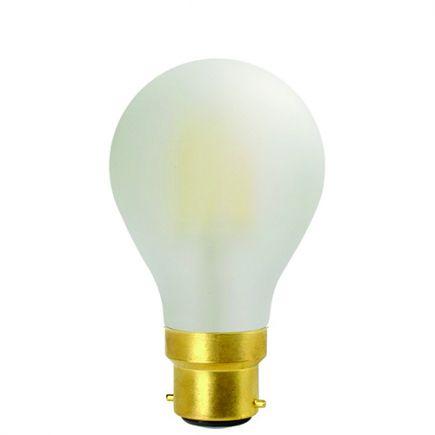 Standard A70 Leuchtfaden LED 8W B22 2700K 1000Lm Mat